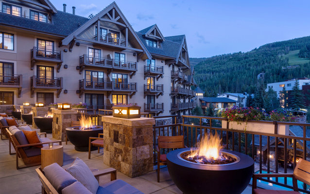 Four Seasons Resort in Vail