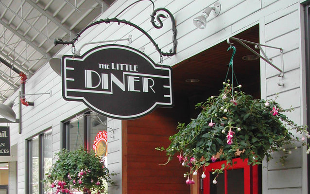 The Little Diner Restaurant in Vail