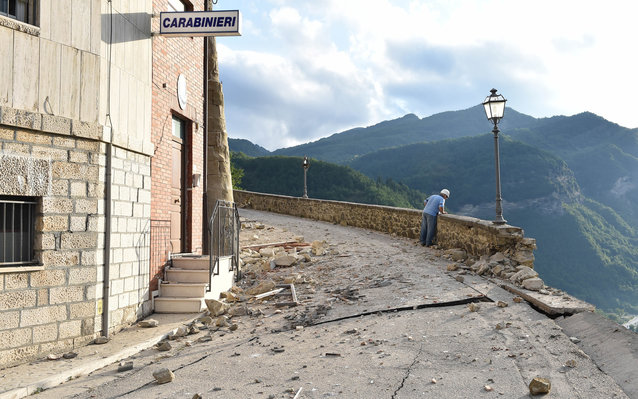 Earthquake in Central Italy - How to Help