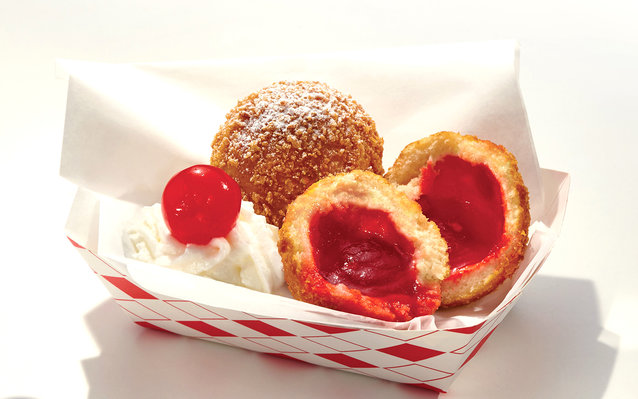 Fried Jello at the Texas State Fair