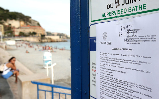 French Court Overturns Controversial Burkini Ban