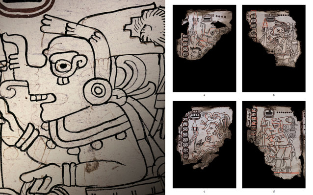 Mayan oldest transcript
