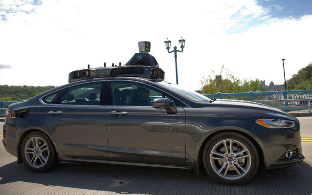 Uber Launches Self-Driving Vehicles in Pittsburgh