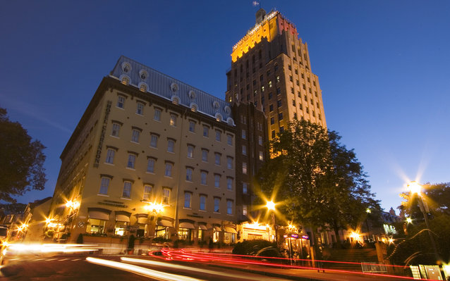 Hotel Clarendon in Quebec City