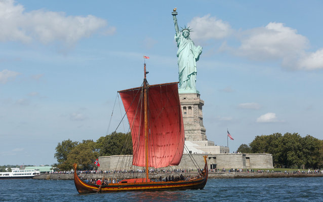 Viking Ship NYC