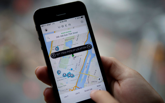 You Can Now Schedule an Uber Ride in NYC