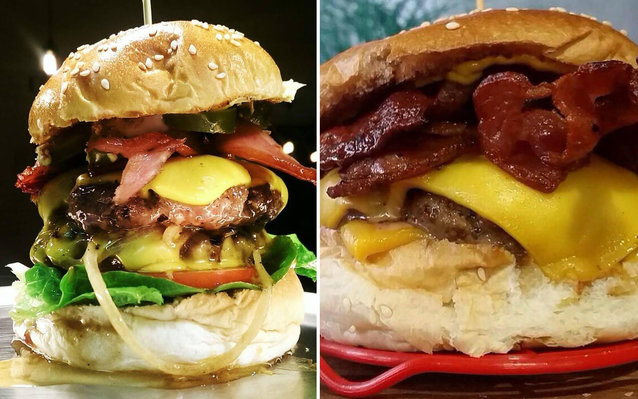 This Restaurant Will Give You Free Burgers for Life for Getting a Burger Tattoo