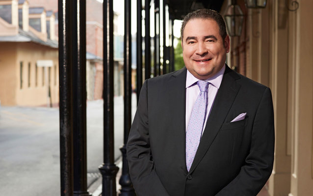 Emeril Lagasse Dishes on his Culinary World Tour