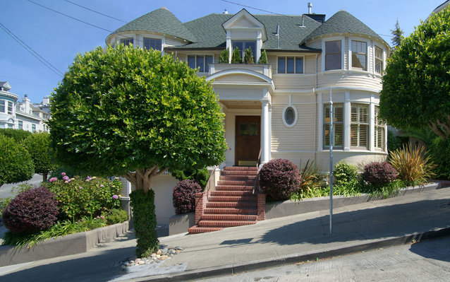 The Mrs. Doubtfire House Is on the Market