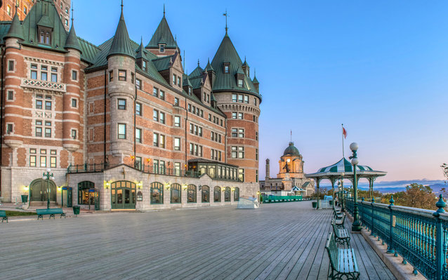 Quebec city travel guide vacation trip ideas travel for Design hotel quebec city