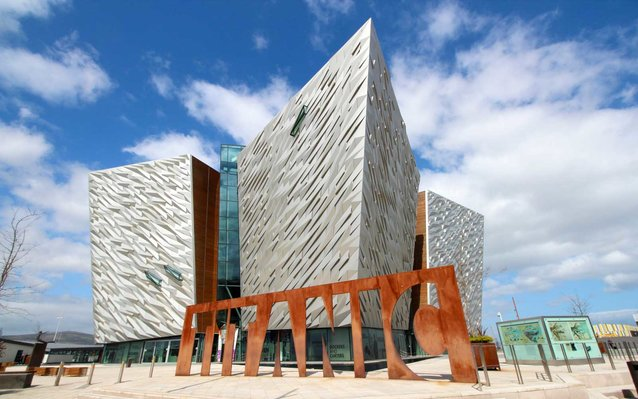 World Travel Awards Finalists - Belfast Titanic