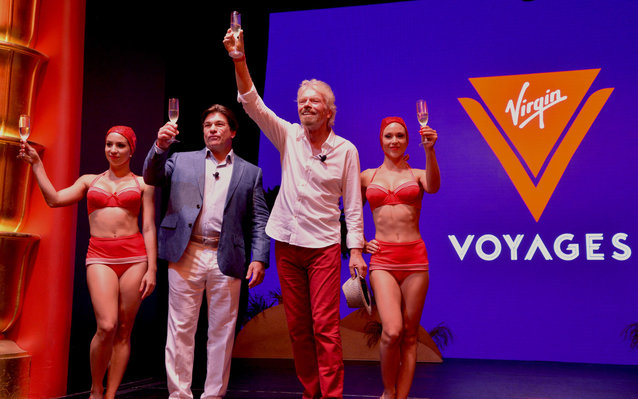 Richard Branson Cruiseline