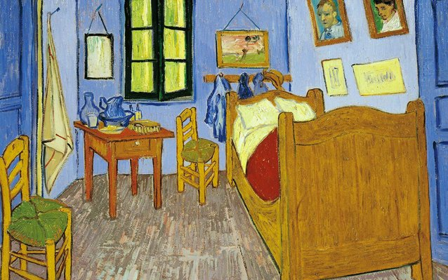Vincent van Gogh's Famous Bed May Still Exist in a Small Dutch Town