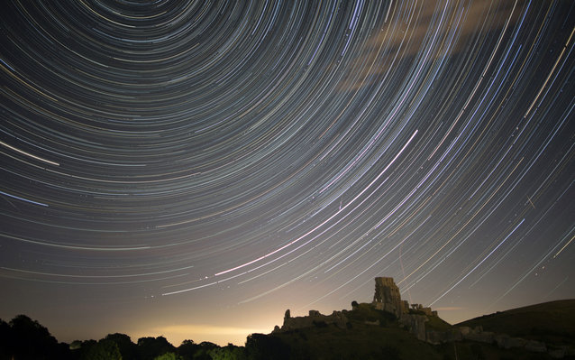 Meteor showers will light up the sky in November.