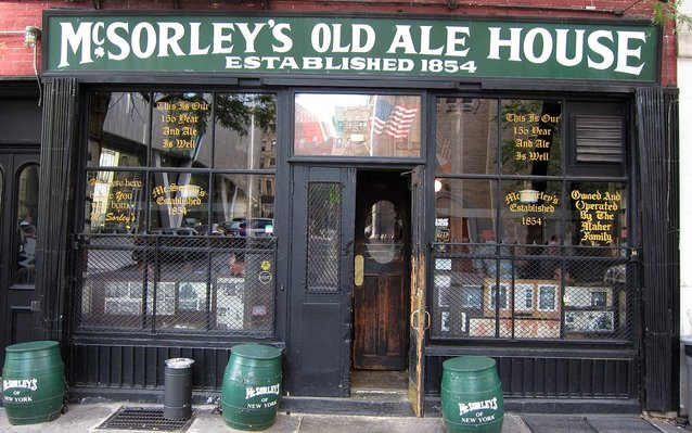 McSorley's is Back for Business