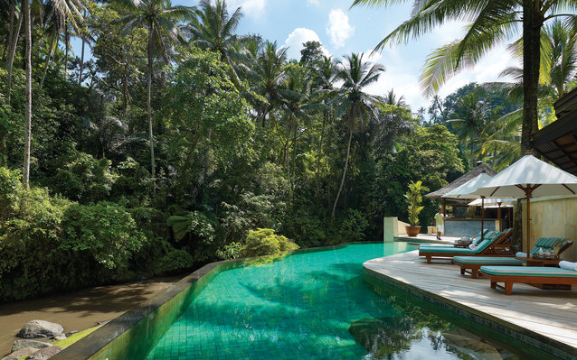 Four Seasons Resort Bali at Sayan Hotel
