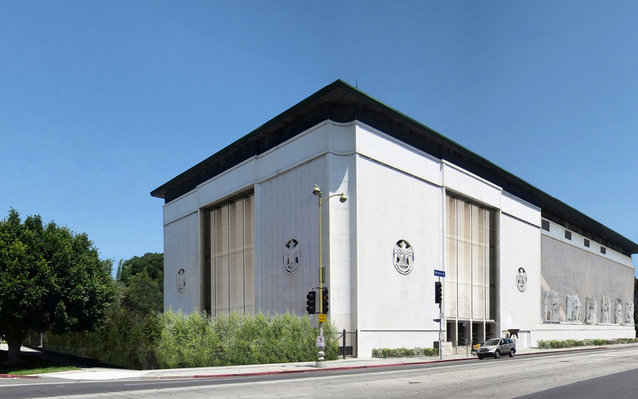 Guess Co-Founders Will Open Huge LA Contemporary Art Museum