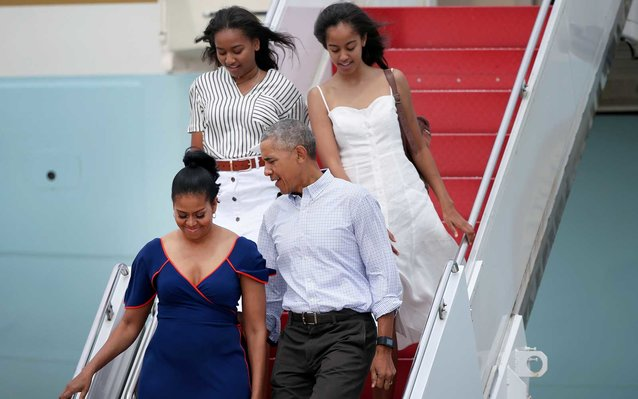 Obama Family Reportedly Buys New Home