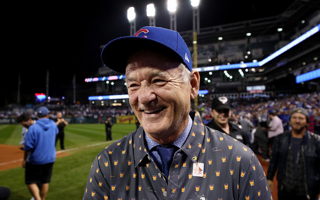 What It's Like to Fly With Bill Murray