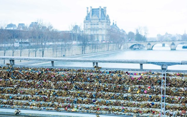 Pars Love Locks
