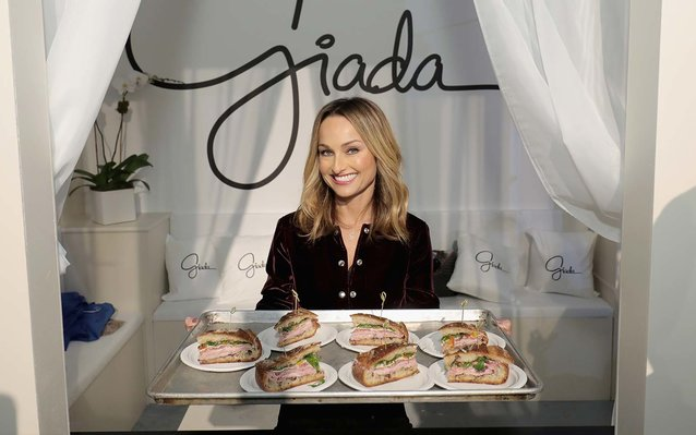 Giada De Laurentiis' Favorite 17 Restaurants in Her Hometown