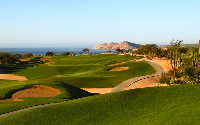 Cabo Real Golf Club in Los Cabos