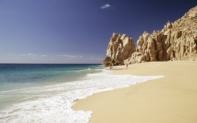 Lover's Beach in Los Cabos