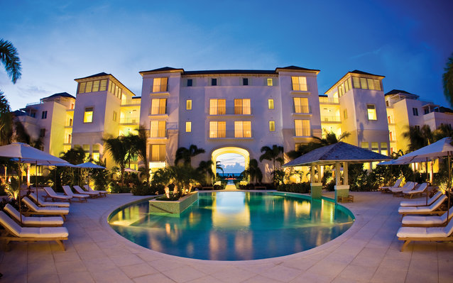 West Bay Club Hotel in Turks and Caicos