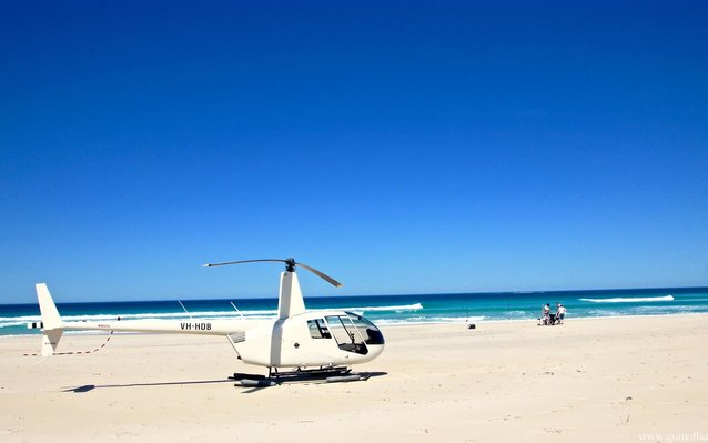 South Australia Adventure: Heli-Fishing