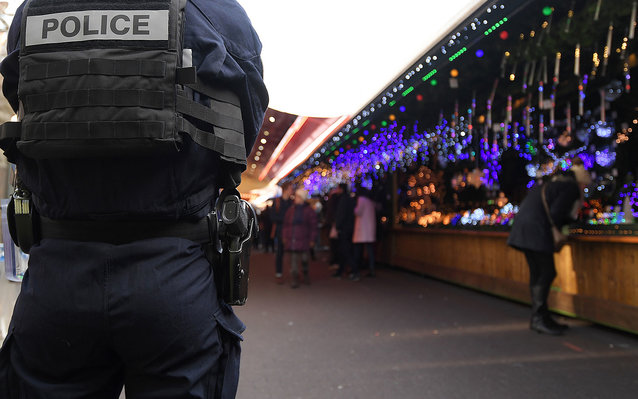 New York City Heightens Security at Holiday Markets Following Berlin Attack