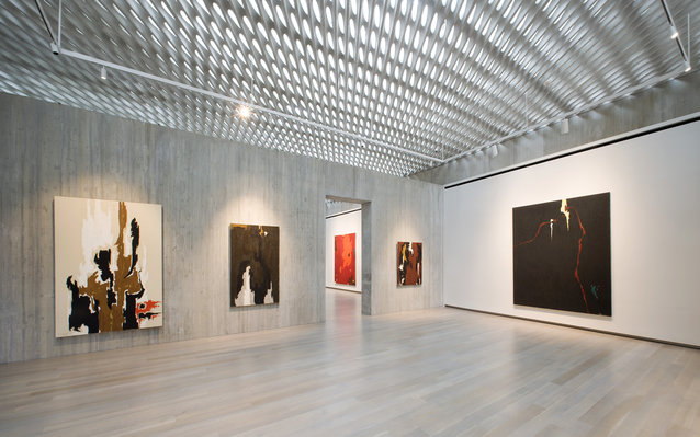 Clyfford Still Museum in Denver
