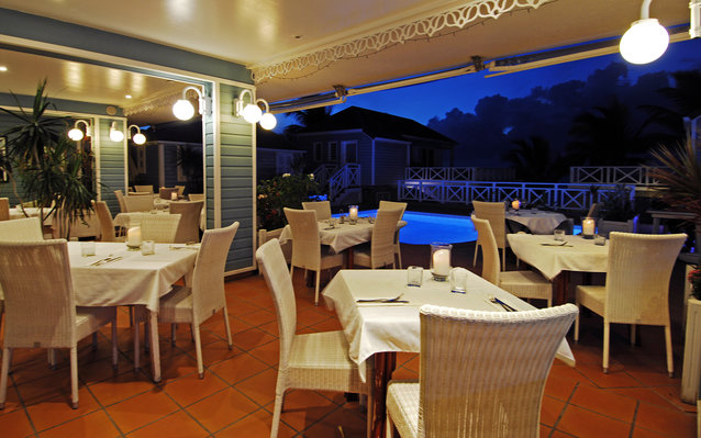 Hotel Baie des Anges in St. Barts