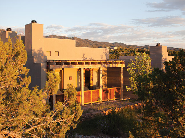 Four Seasons Rancho Encantado Hotel in Santa Fe
