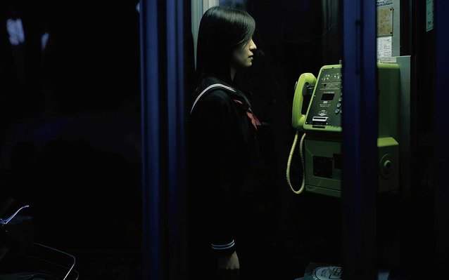 Phone booth to the dead