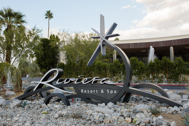 Riviera Resort & Spa Hotel in Palm Springs