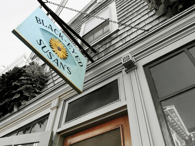 Black-Eyed Susan's Restaurant in Nantucket