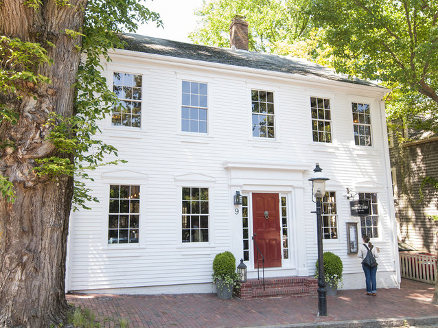 The Proprietors Bar & Table Restaurant in Nantucket