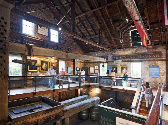 Whaling Museum in Nantucket
