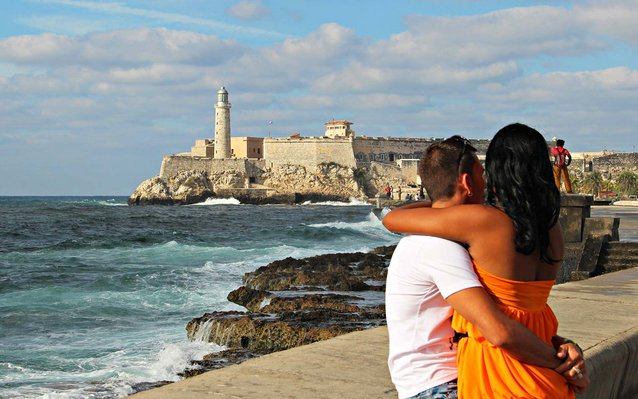 Cuba for Valentine's Day