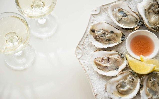 This Restaurant is Charging $3,200 for a Valentine's Day Oyster Dish