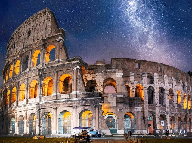 Secrets of the Colosseum