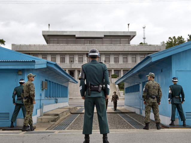 Tension Between North and South Korea