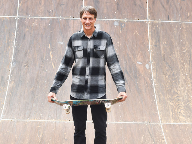 Tony Hawk Got Accidentally Trolled in Airport Security
