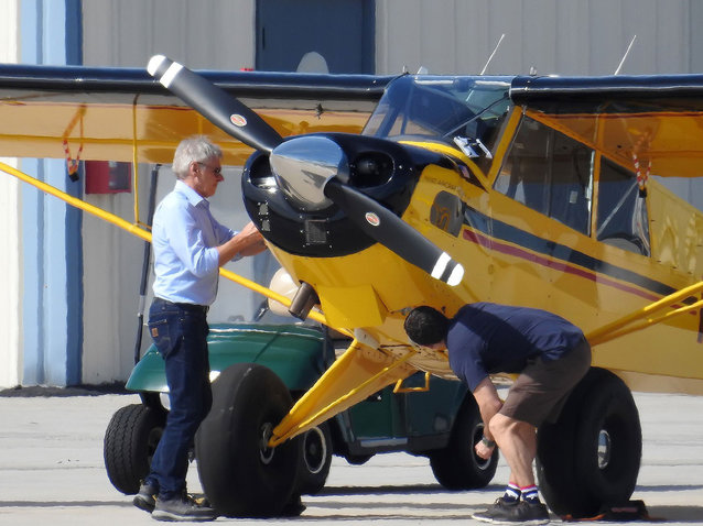 Harrison Ford Calls Himself a 'Schmuck' for Botched Airplane Landing in Newly Released Recording