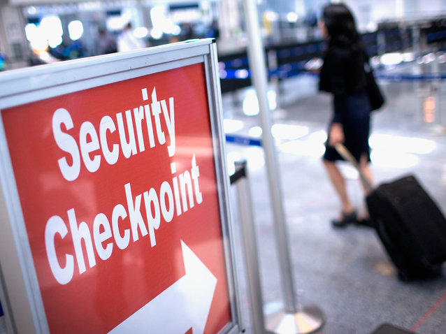 A TSA Agent Pat Down a Boy During a Routine Security Check. His Mother Is 'Livid' Over It
