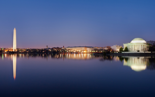 National Mall Skyline