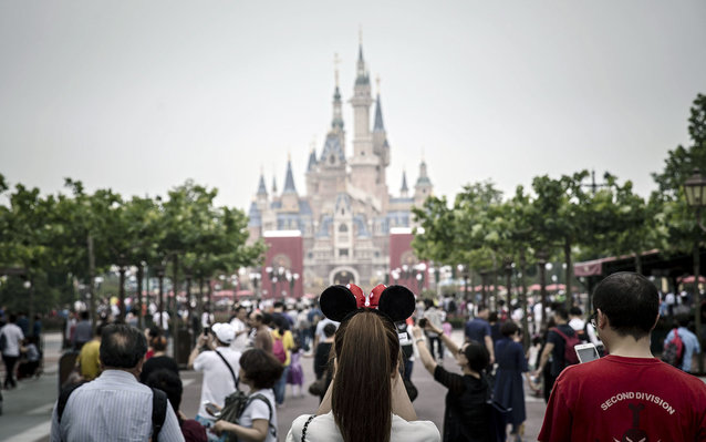 Disneyland in Shanghai