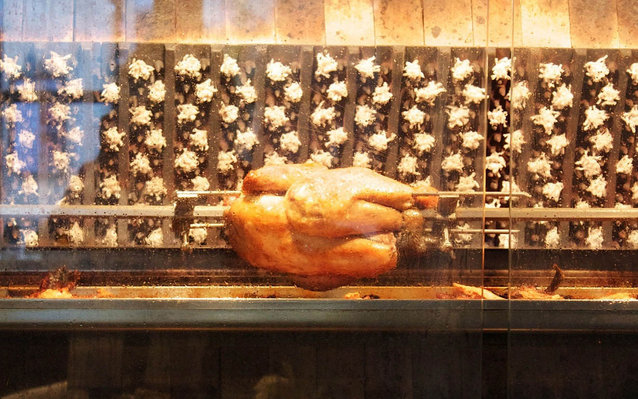 Le Coq Rico, Paris, France, French, cuisine, chicken, rotisserie