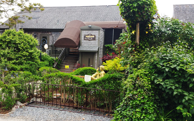 The Mews Restaurant in Cape Cod