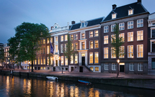 The Waldorf Astoria, Amsterdam